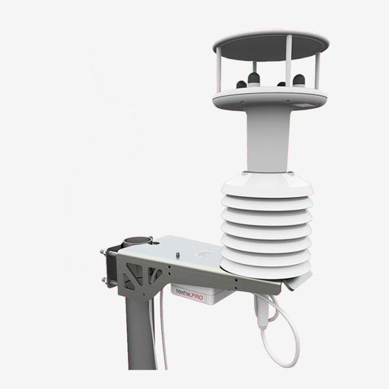 Gill Metpak Weather Station